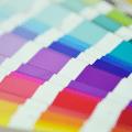 Kleurenwaaier winkelen