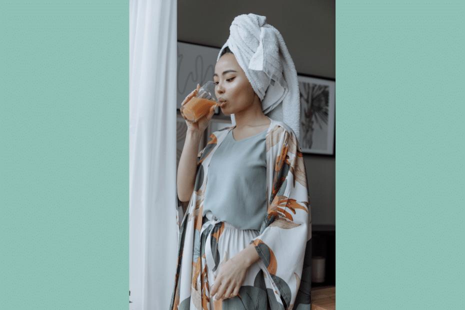 Loungewear met een luxe uitstraling